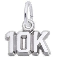 10K Race Charm